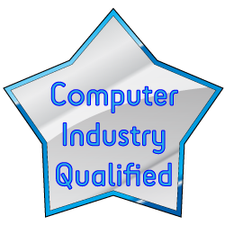 Industry Qualified, Microsoft Certified Professional and Microsoft Certified Systems Administrator